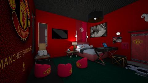 Glory glory_rmx - Kids room  - by PAPIdesigns