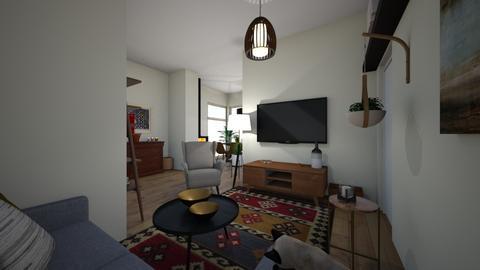 WZ alternativer Entwurf 3 - Living room  - by Pris_Frauenzimmer