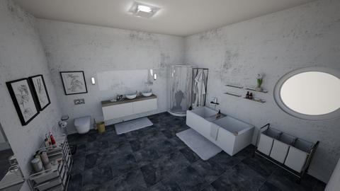 bath 1 - Bathroom  - by lanaysha