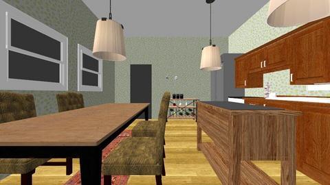 kitchen 1 - Kitchen  - by steker2344