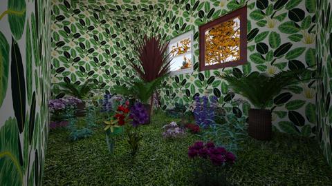 Garden  - Garden  - by YY_330