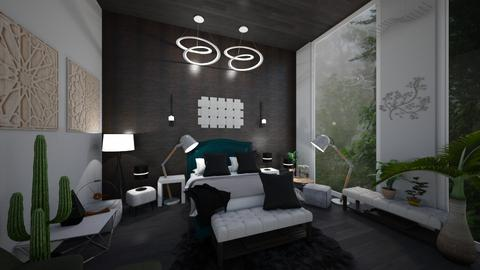 boho chic - Minimal - Bedroom  - by roomybabes009