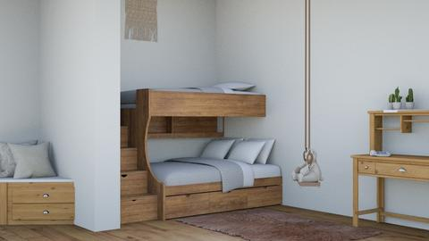 Oak - Bedroom  - by matildabeast