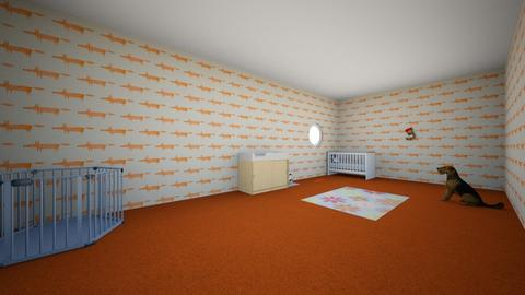 nursery room - Classic - Kids room  - by allyson22