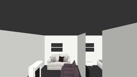 Apartment2 - Living room  - by uxb666