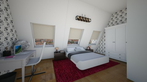 french bedroom - Bedroom - by didigg