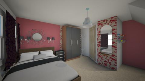 master bedroom - Bedroom - by khayeagena29