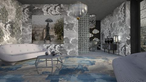 stormy - Modern - Living room  - by kitty