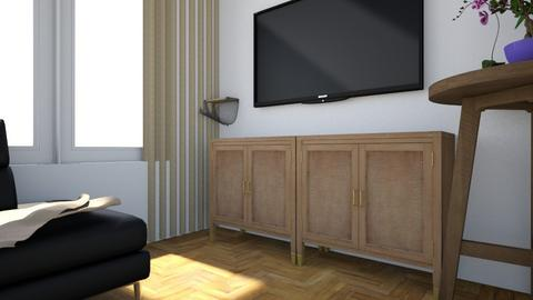 LV1 - Living room  - by Kristinaa95