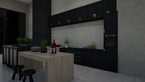 Dream kitchen  - Kitchen  - by sandyelenadia