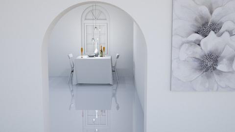 Plain Dining - Minimal - Dining room  - by HenkRetro1960