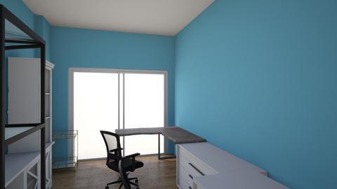 Salon Trini - Office  - by Chuvy