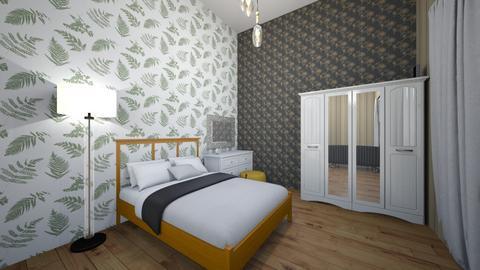 bedroom - Classic - by Irfanhefrileo