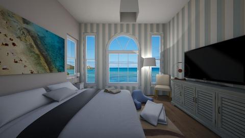 Beach Bedroom - Bedroom  - by SydTheKid4