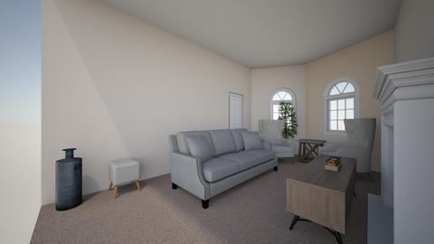 Apartment room 1 - Living room - by hgp19
