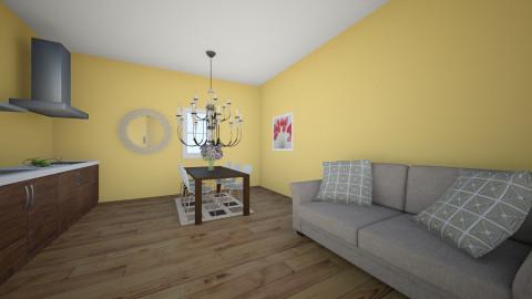Grandma's  Living Room - Living room - by MyFutureHome