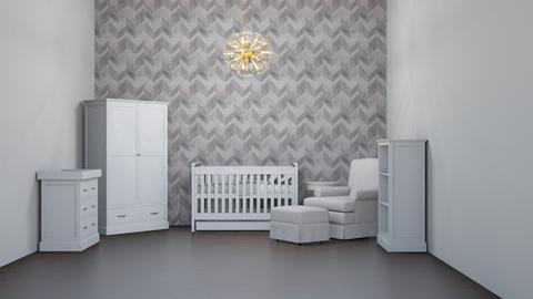 Nursery - Kids room  - by katiebw