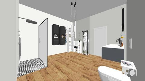 Bathroom - Bathroom  - by DagaMaga2486