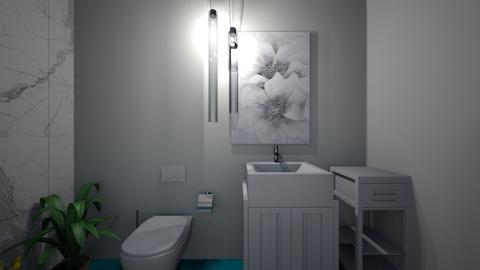 3 - Bathroom  - by Satannnnnnn