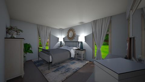 bedroom - by jonesreilly