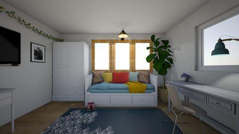 dream bedroom - Bedroom  - by viktor peltekov