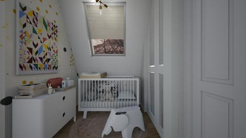 Casa239Nursey - Eclectic - Kids room  - by nickynunes