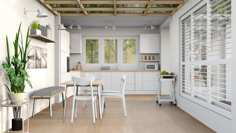 SK - Kitchen  - by Lizzy0715