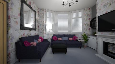 living room 2 design - Living room  - by loisep1999