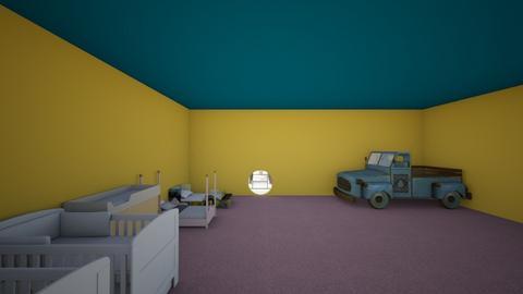 NURSERY YAYAY - Kids room  - by saa2020