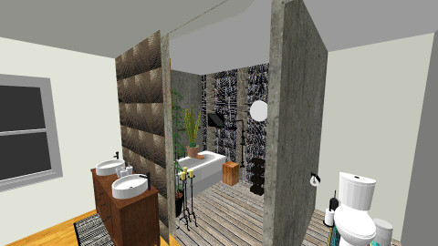 4324 bathroom 01062016 - Bathroom  - by dmequet