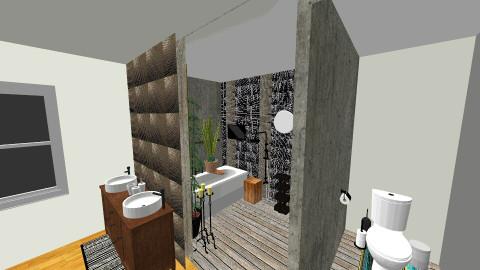 4324 bathroom 01062016 - Bathroom - by dmequet