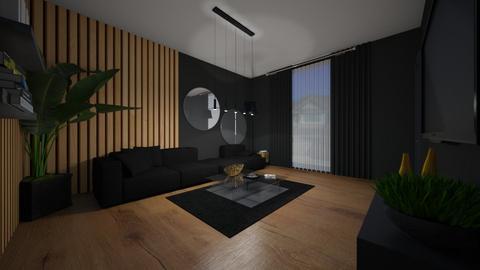 new - Living room  - by AndreaDozorova