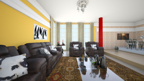 the best - Living room - by imad