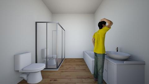 i gotta go to the bathroo - Bathroom  - by vance2021