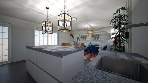 LV12345678 - Kitchen  - by Loveinteriordesign