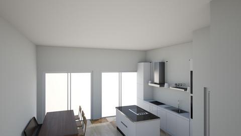 kamer nieuwbouw - Living room  - by tuitert007