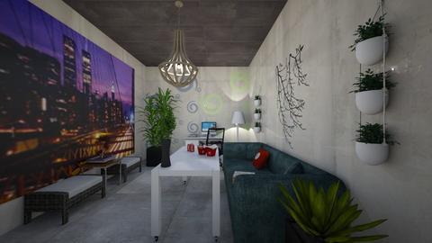 dream office - Modern - Office  - by josh_mac