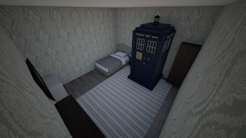 cj - Bedroom  - by cj molnar