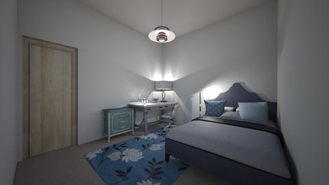 Room Request 1 - Modern - Bedroom  - by llama_555