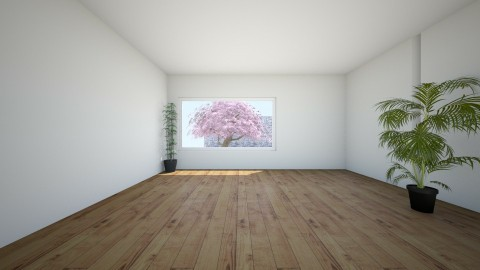 isi  - Living room - by Majdic
