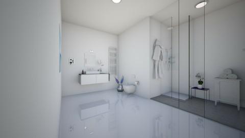 get fresh - Bathroom - by aila auk