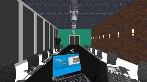 besprechung modern 1 - Modern - Office - by User122