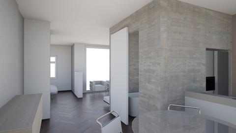 daalse - Living room - by KanitaM