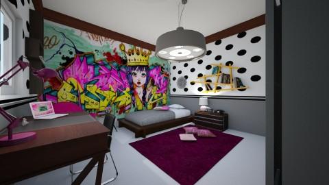 621017a - Modern - Kids room  - by matina1976