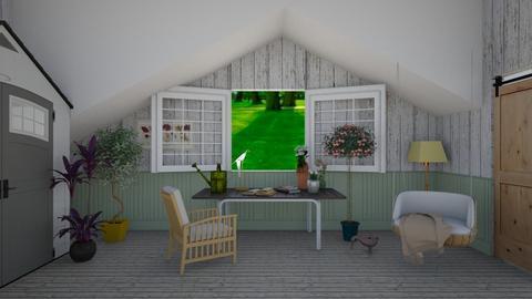 Jane Adler - Country - Garden  - by deleted_1524667005_Elena68