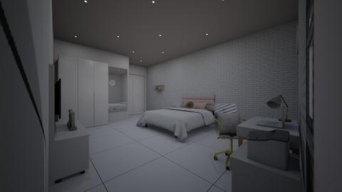 obra mayor - Modern - Bedroom  - by varrieta_1