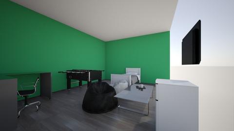 Kevyn Athlete Room - by ibdesignclass