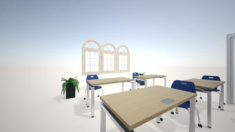 Meeting Room 1 - Office  - by FolkWT