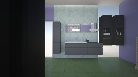 Master Bathroom 1 - Bathroom  - by AnvithaK