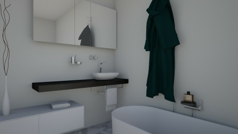 Go for it - Modern - Bathroom  - by deleted_1532950473_Jenna 001